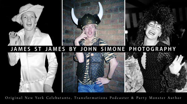 Click here to go to James St. James photos
