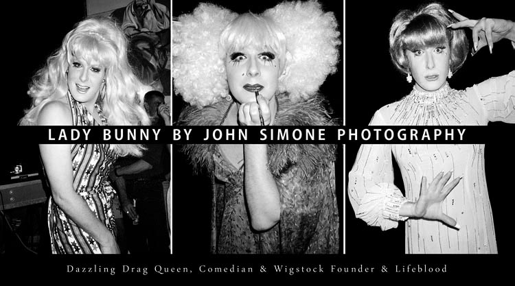Click here to go to Lady Bunny photos