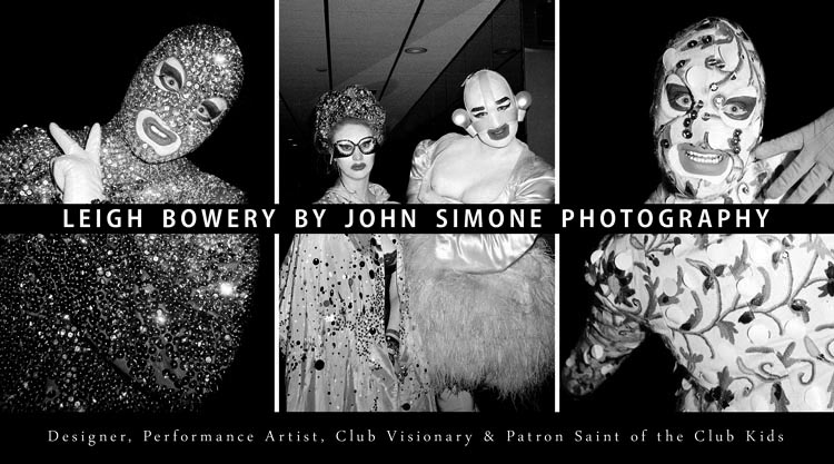 Click here to go to Leigh Bowery photos