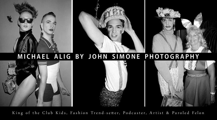 Click here to go to Michael Alig photos
