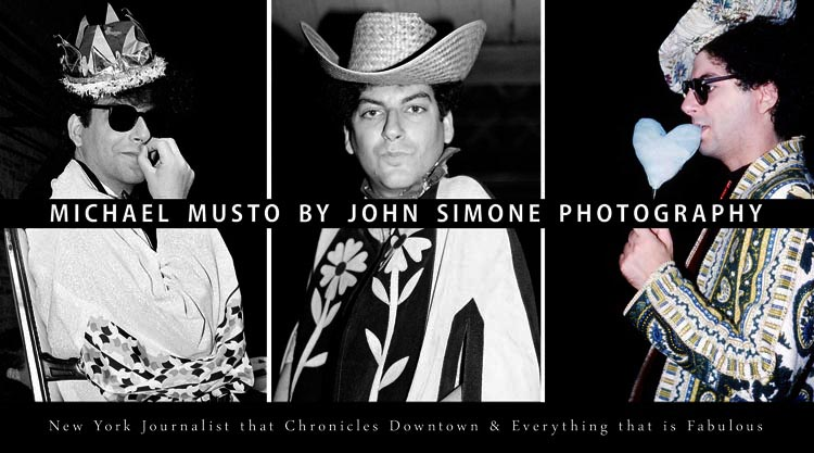 Click here to go to Michael Musto photos