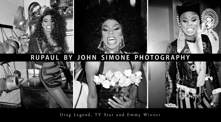 Click here to go to RuPaul photos