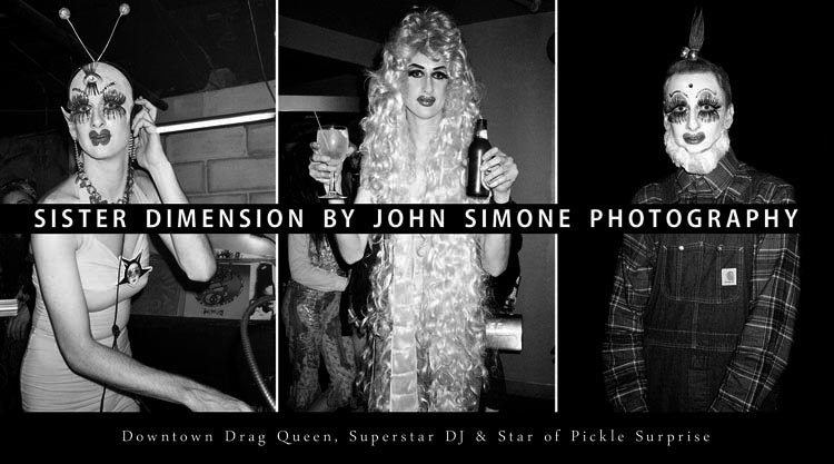 Click here to go to Sister Dimension photos