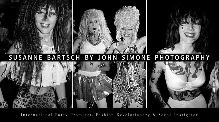 Click here to go to Susanne Bartsch photos