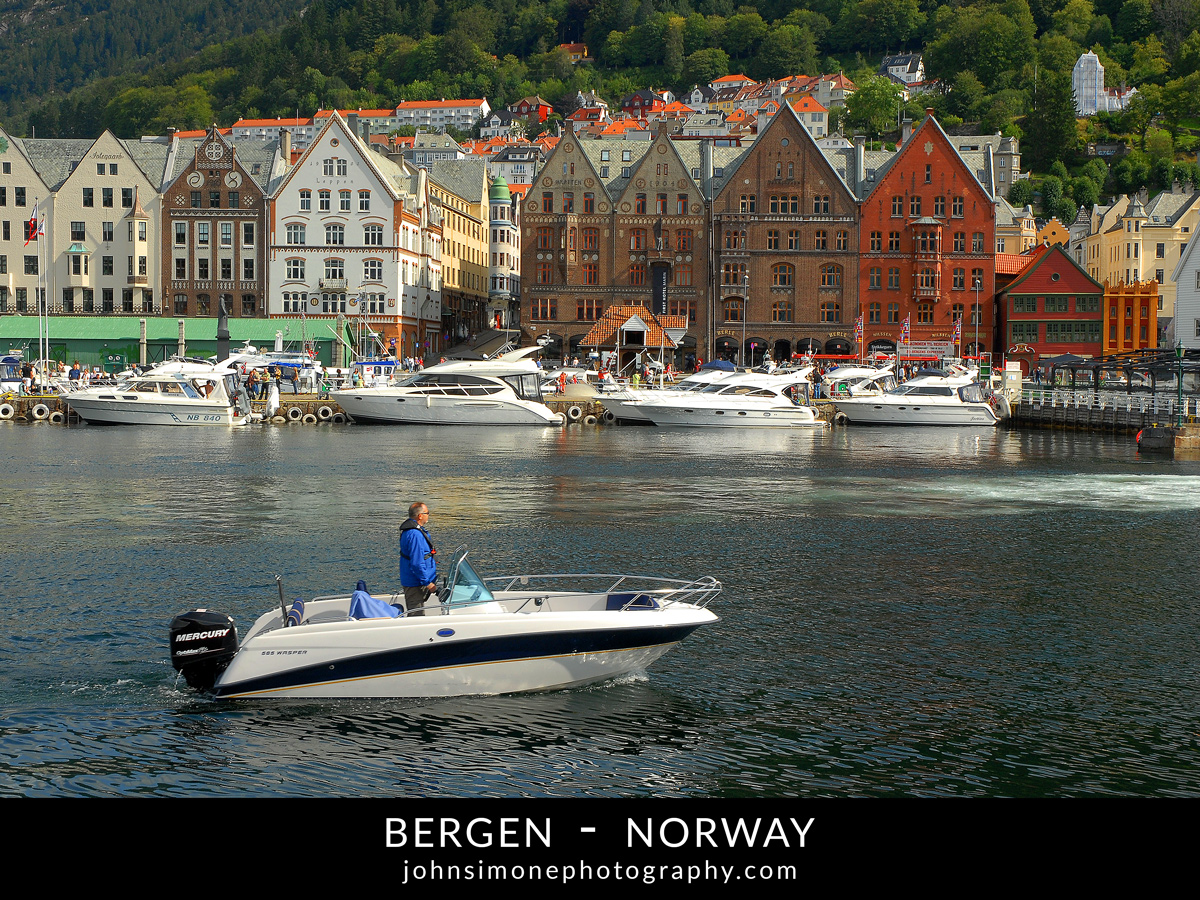 A photo-essay by John Simone Photography on Bergen, Norway