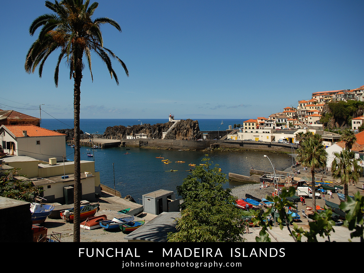 A photo-essay by John Simone Photography on Funchal, Madeira Islands