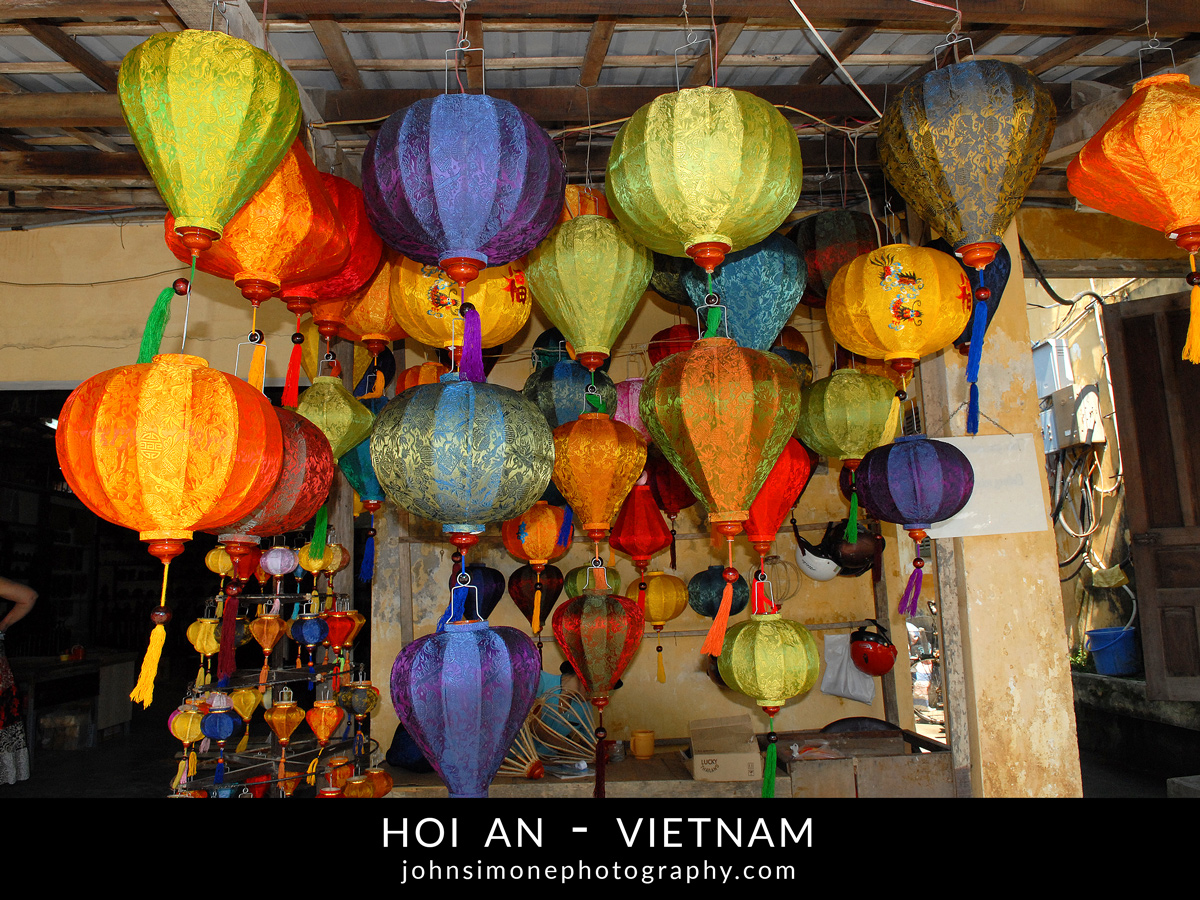 A photo-essay by John Simone Photography on Hoi An, Vietnam