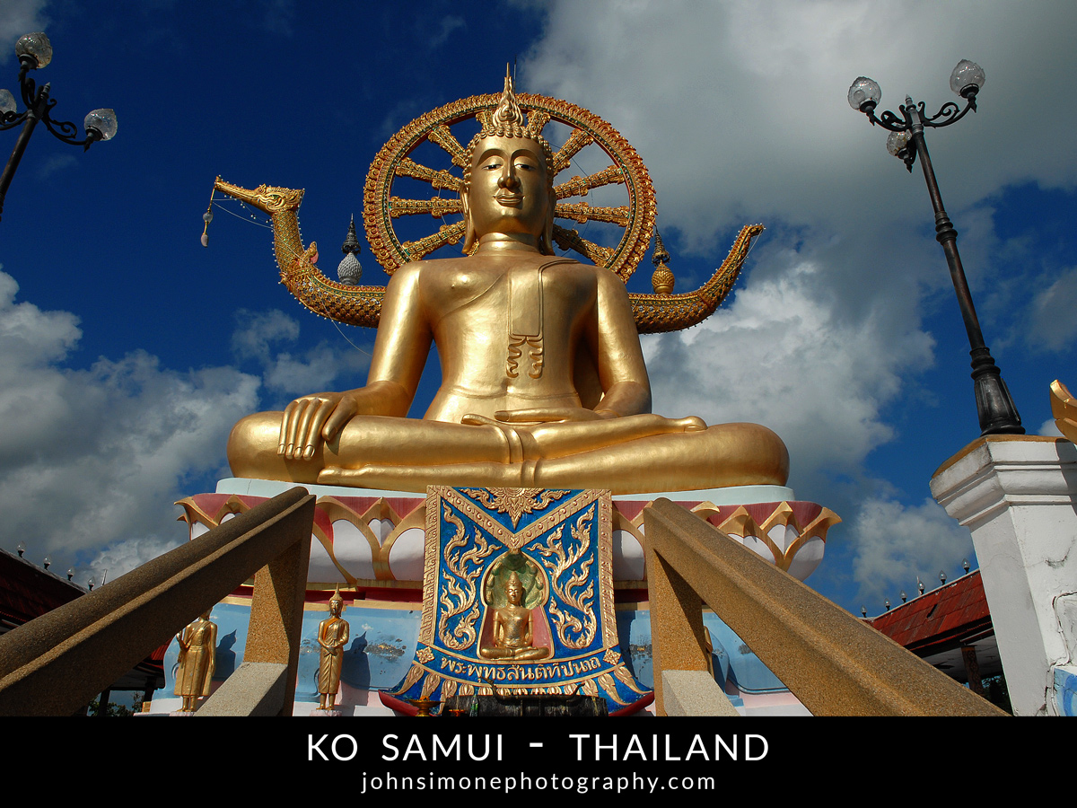 A photo-essay by John Simone Photography on Ko Samui, Thailand