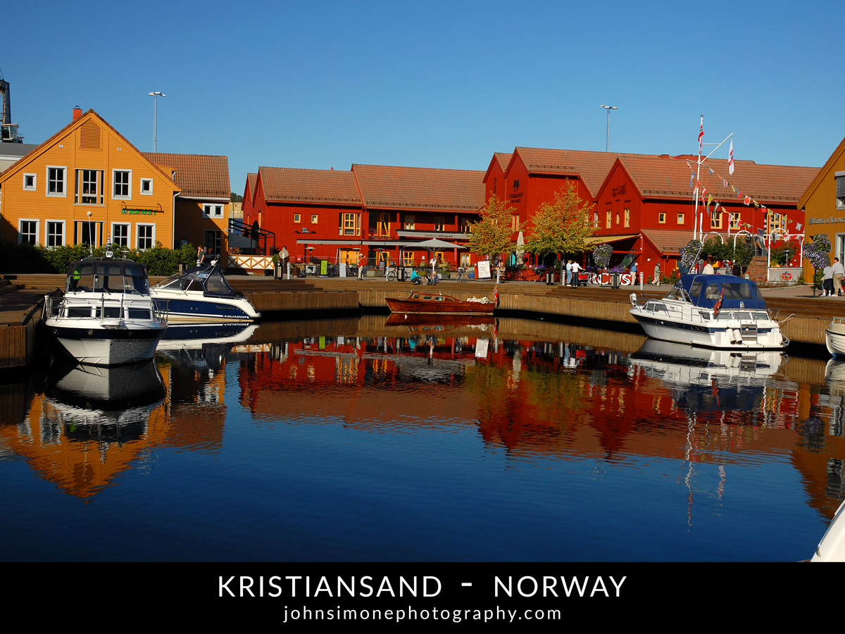 A photo-essay by John Simone Photography on Kristiansand, Norway