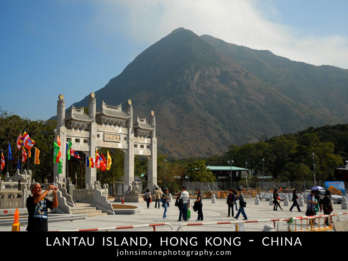 A photo-essay by John Simone Photography on Lantau Island, Hong Kong, China