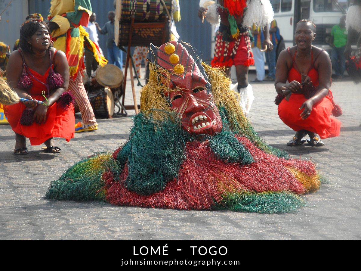 A photo-essay by John Simone Photography on Lome, Togo
