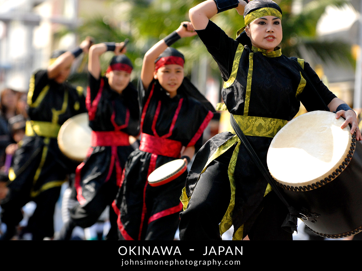 A photo-essay by John Simone Photography on Okinawa, Japan