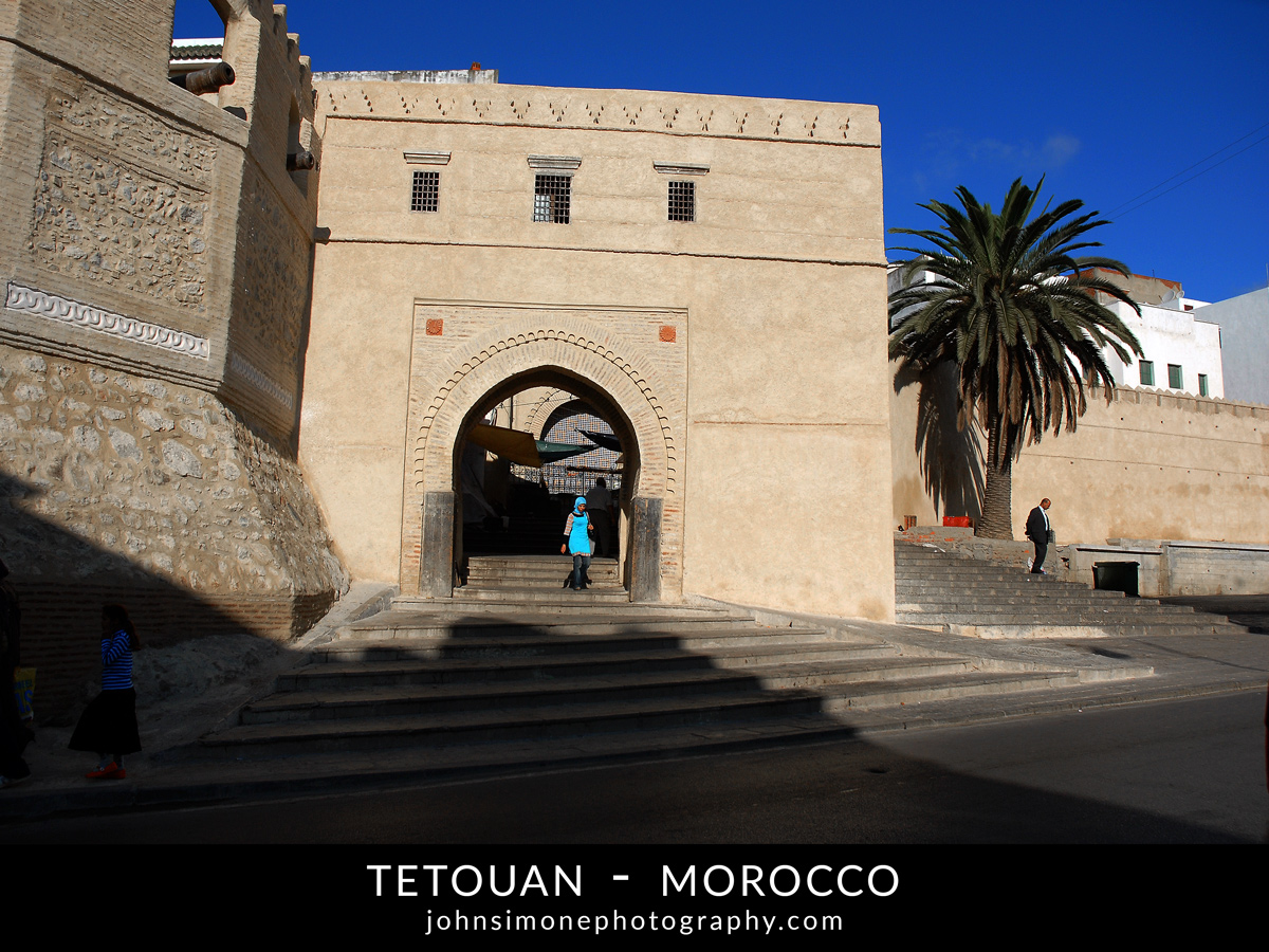 A photo-essay by John Simone Photography on Tetouan, Morocco
