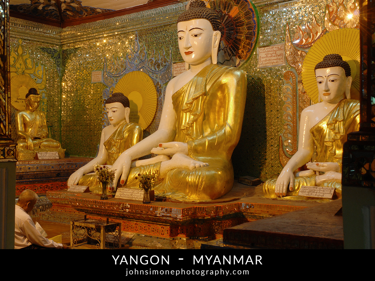A photo-essay by John Simone Photography on Yangon, Myanmar